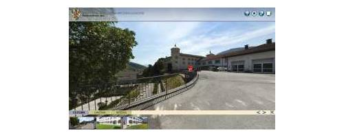 virtual tour ex-monastero
