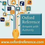 Reference online: nuove risorse Oxford University Press