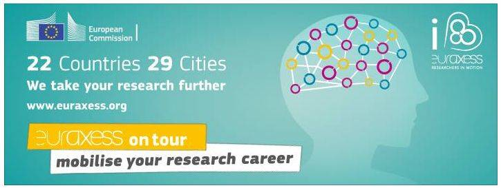 EURAXESS - on tour - mobilise your research career
